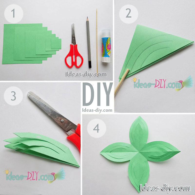 how to make a joint with paper